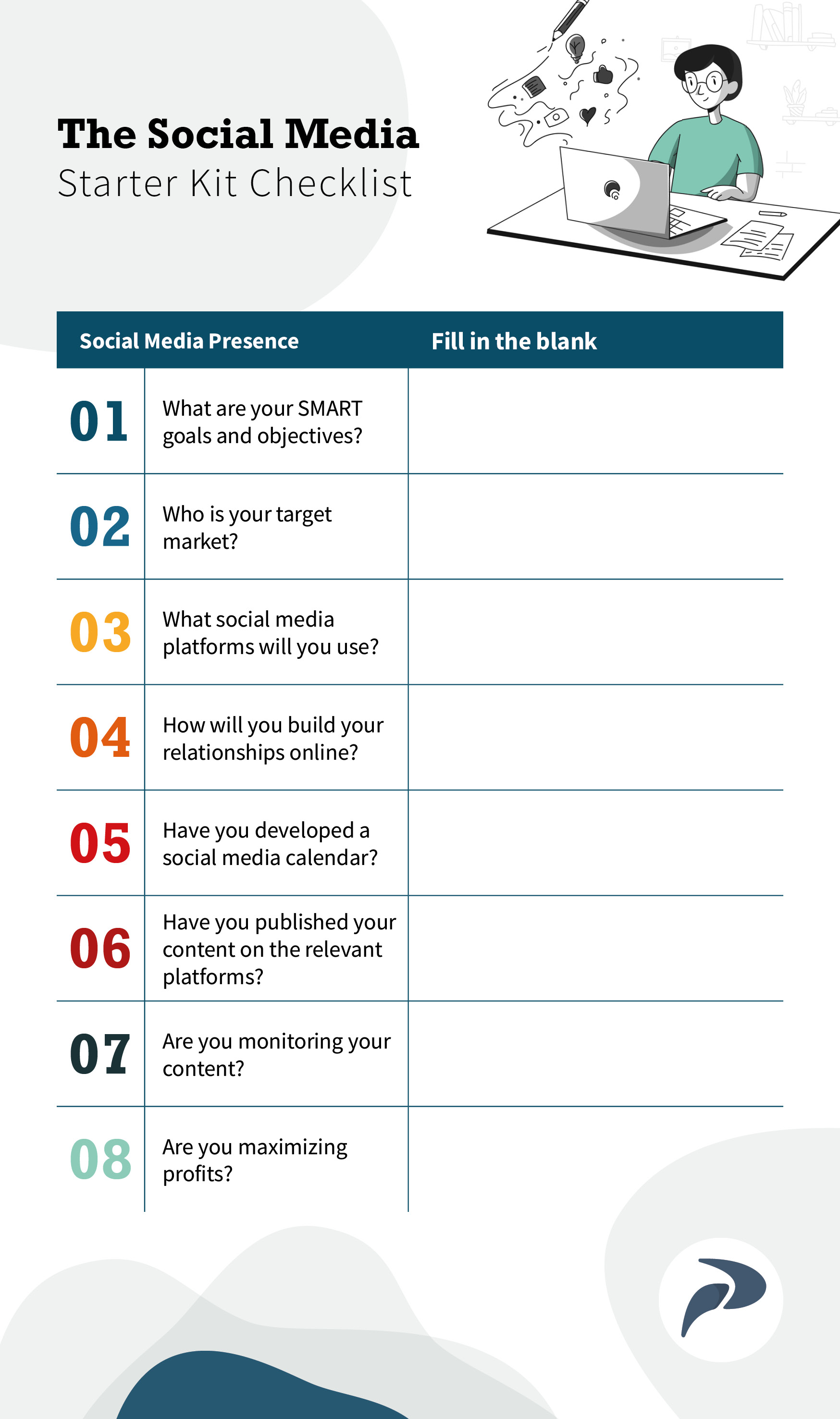 16105_13144_Internal Marketing Penquin_The Social Media Starter Kit Checklist
