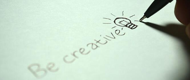 How do you push your team to be more creative? It might sound counter-productive, but a good process could help!