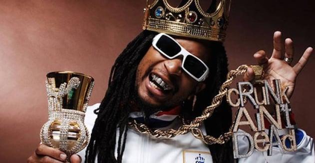 Crunk Aint Dead Bling Rapper