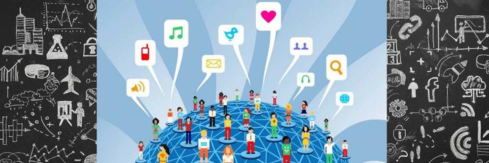 Penquin Social Media Landscape in Business 2015 Header