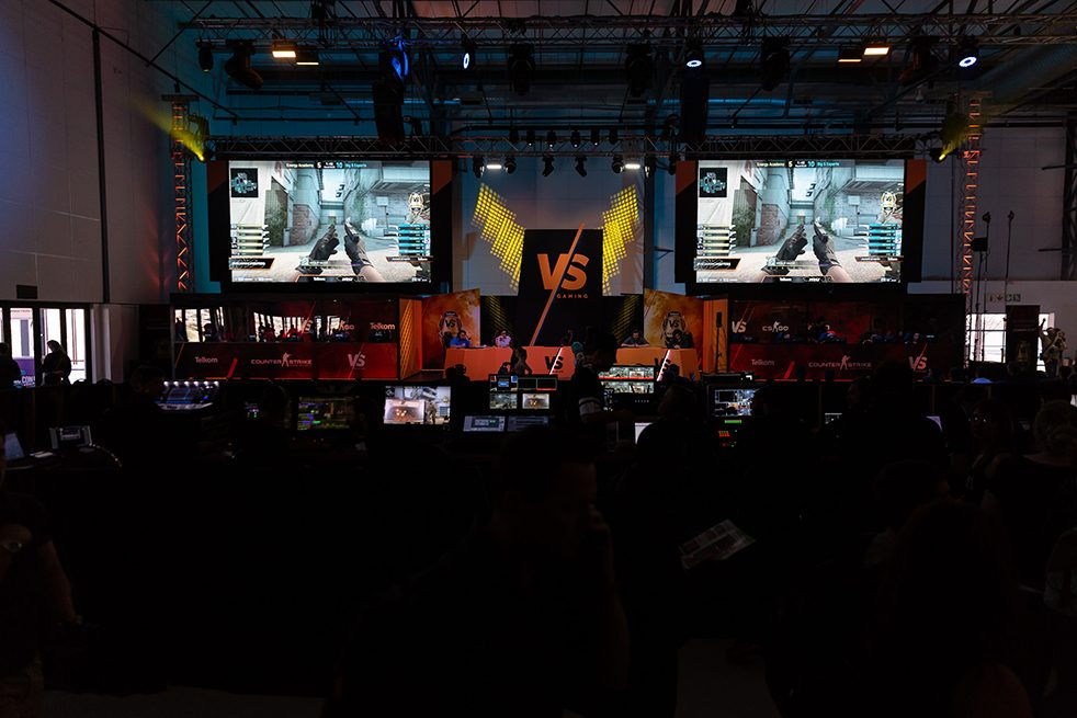 Gaming and Technology at Comic Con Africa