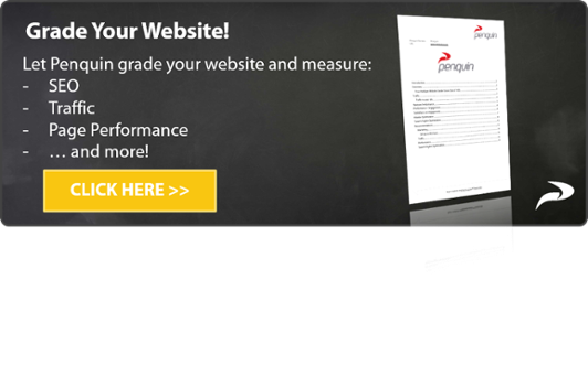 Grade your website with Penquin