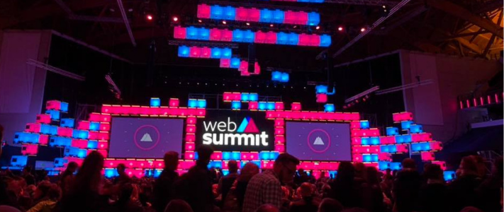 Where are we headed?  My crazy week at WebSummit